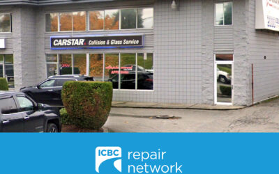 ICBC Collision Repair Network: Top Performer