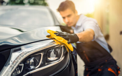 The Paint Correction Process for Cars: A Detailed Guide